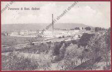 VARESE COCQUIO TREVISAGO 09 Frazione SANT'ANDREA Cartolina viaggiata 1913