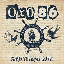 OXO 86 - AKUSTIKALBUM   CD NEU