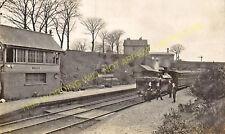 Wheelock & Sandbach Railway Station Photo. Sandbach - Alsager. North Staffs. (1)