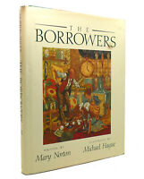 Norton, Mary. Ill by Michael Hague THE BORROWERS  1st Edition Thus 1st Printing