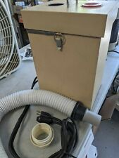 Inergal System Dual Station Dust Collector Used Dental Lab Equipment, Jewelery,