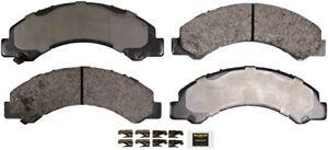 Disc Brake Pad Set-DIESEL Front Monroe HDX825