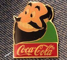 Disney Pin~Stromboli~Pinocchio~15th anniversary~WDW~1986~Coca Cola Coke
