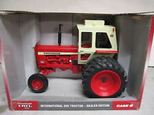 "International Harvester 856 Toy Tractor ""2007 Dealer Edition"" 1/16 Scale, Nib"