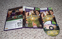Harry Potter Kinect (Microsoft Xbox 360) Complete Tested