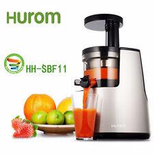 High Value HUROM HH Elite HH-SBF11 Slow Juicer 2nd Generation Made in Korea