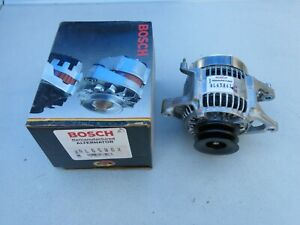 BOSCH Alternator Remanufactured fits Chrysler, Dodge, Jeep, Plymouth (AL6506X)