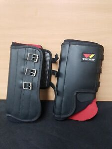 NEW ** COB SIZE WESTROPP TENDON BOOTS DOUBLE FASTENING