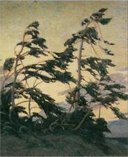 "Group of Seven, Tom Thomson ""Pine Island"" Large Print"