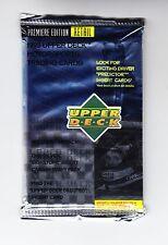ONE UNOPENED PACK 1995 UPPER DECK RACING NASCAR MOTORSPORTS