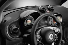 SMART BRABUS akzentteile Dashboard Carbon Look 453 Fortwo Forfour