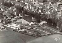 Rarität alte Echt Foto AK Hussenhofen Schwäbisch Gmünd Luftbild Flugzeugaufnahme