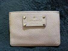 Kate Spade pink card case
