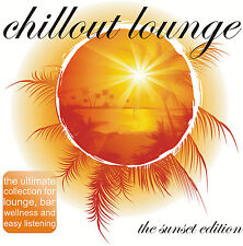 Chillout Lounge , Cafe del Mare, Bar Lounge Musik,  Audio CD,
