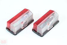 2 x Jokon Umrissleuchte Begrenzugsleuchte Positionsleuchte rot weiss SPL07