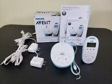 Philips Avent Baby Monitor | DECT Audio |Temperature Sensor (SCD560) 👶