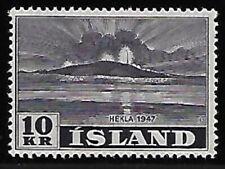 Iceland Scott 252 - MNH - F-VF - Nice Sound Stamp - Scott $70.00