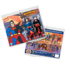 Super Friends 8 Inch Retro Action Figures Universe of Evil Two-Pack: Superman