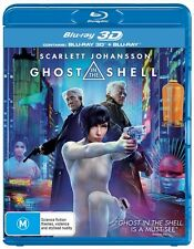 Ghost In The Shell 3D (2017)