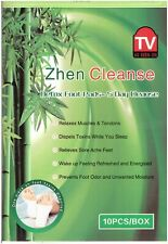 ZHEN Detox Foot Patches Pads Body Toxins Feet Slimming Bamboo Cleansing Herbal