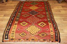 Handgewebter Kelim 130x383 cm Orientteppich Nomadenteppich Nomadenkelim NEU