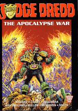 DREDD BLOCK MANIA APOCALYPSE WAR Judge Dredd Titan 2000AD First Edition TPB