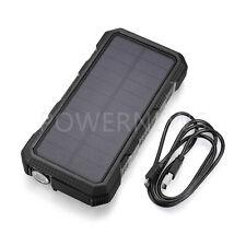 900000mAh Quick Charging 3.0 USB Portable Solar Battery Charger Solar Power Bank