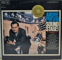 "Andre Previn ""Sound Stage"" 1964 Vinyl LP [Columbia Records CS8958] Jazz"