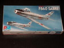 MAQUETTE - CANADAIR F86E.SABRE - PM - 1/72  - MODEL KIT - COMPLETE