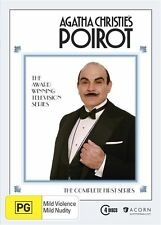 Poirot Series 1 NEW R4 DVD