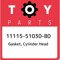Genuine Toyota GASKET CYLINDER HEAD 11115-54130-B0 1VDFTV..VDJ200 1111554130B0