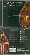 CD - VIRGIN STEELE : THE BOOK OF BURNING ( NEUF EMBALLE - NEW & SEALED )