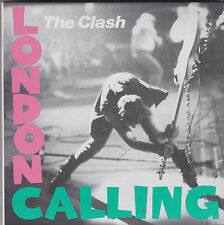 THE CLASH - london calling 2 CD japan edition