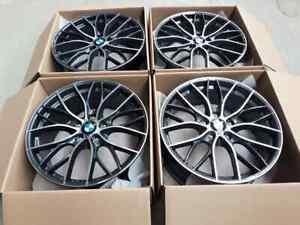4 Jantes m performance BMW M 405 19p ,neuves,oem F20 F21, F22 F23 36116796221