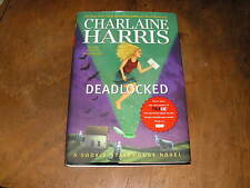 Deadlocked by Charlaine Harris 2012 1st Edition HB Stackhouse series, True Blood
