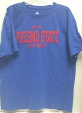 Bright Blue Fresco State Red Wave Bulldogs  Size XL/XG 46/48 Knights Apparel