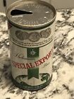 HEILEMANS SPECIAL EXPORT STRAIGHT STEEL PULL TAB BEER CAN EMPTY