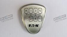 Fuller 6 Speed transmission shift knob medallion