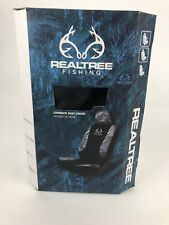 Realtree Fishing Seat Covers Lowerback Fits Most Car and Trucks