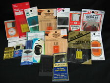 Huge Lot of Vintage Sewing Needles - Free Shipping!