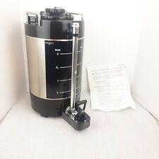 Zojirushi Sgc 80 Brew Matic Coffee Dispenser Server 8 Liter 2 Gallon