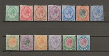 SOUTH AFRICA 1913 SG 3/15  MINT Cat £235