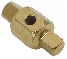 Oil Drain SUMP Plug Key 11mm + 3/8 SQUARE Key Some RENAULT SAAB MAZDA HONDA