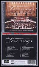 """ROYAL PHILHARMONIC ORCHESTRA """"Love Songs"""" (CD) 2007 NEW"""