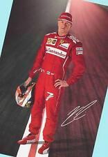 Kimi RAIKKONEN - Kimi Raikkönen - TOP AK Bild(4) + AK Formel 1 signiert gratis
