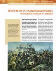 Deutsche im US-Unabhängigkeitskrieg - Verpachtete Krieger in Amerika Infokarte