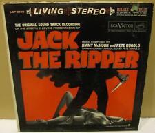 Jack The Ripper - Soundtrack LP - 1960 RCA LSP-2199 Jimmy McHugh Pete Rugulo