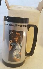 """Vintage (1983) MOPAR ~ Direct Connections ~ Promotional Beer Stein """"Suzanne '83"""""""