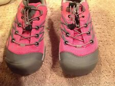 NWOT Keen Athletic Shoes Pink Gray Size 4