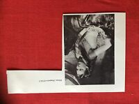 m2e ephemera 1950s film picture cutting silvana mangano